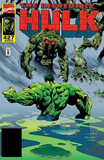 Incredible Hulk (1962-1999) #427