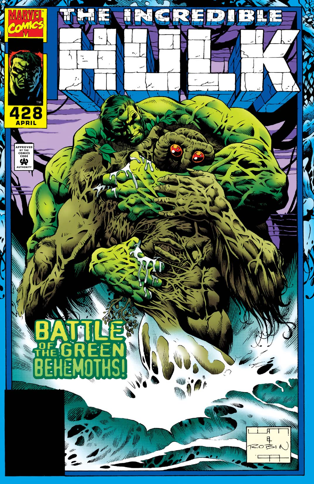 Incredible Hulk (1962-1999) #428