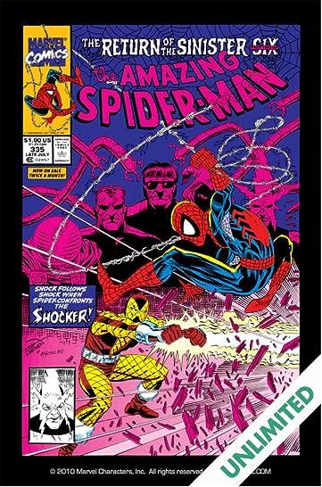 Amazing Spider-Man (1963-1998) #335