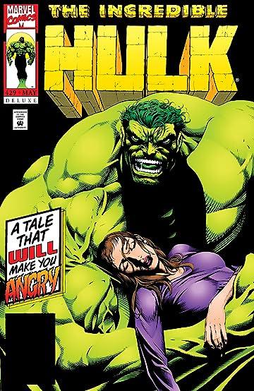 Incredible Hulk (1962-1999) #429