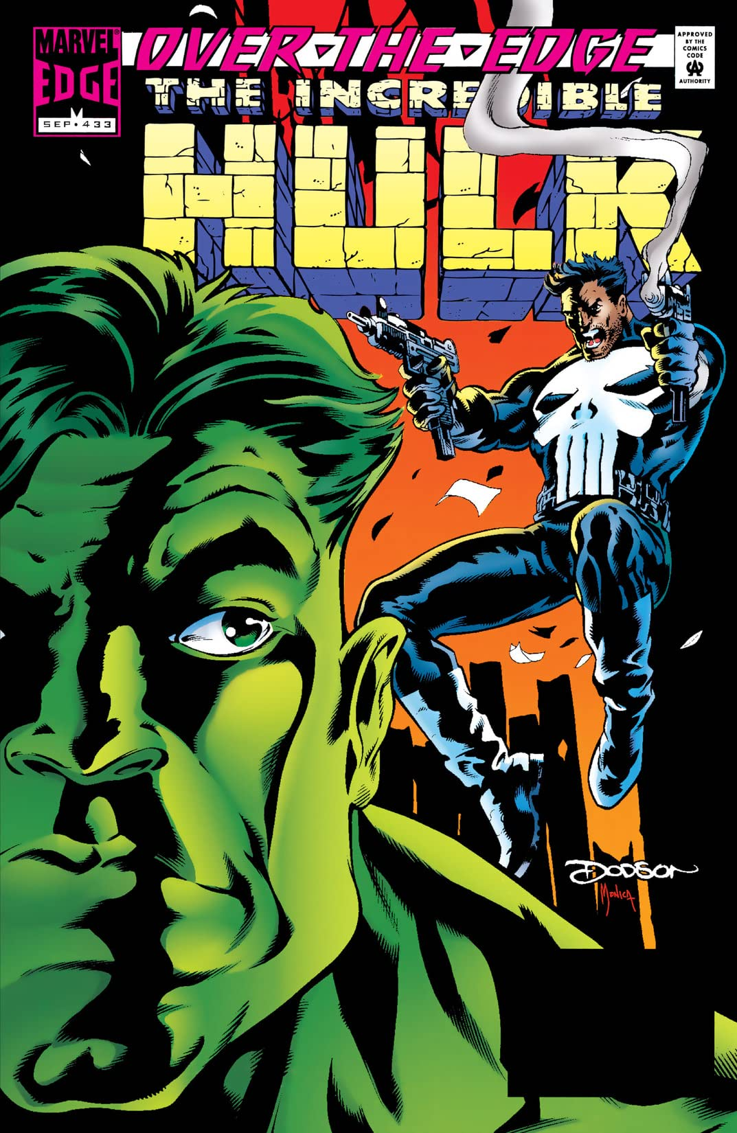 Incredible Hulk (1962-1999) #433
