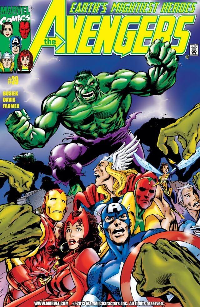 Avengers (1998-2004) #39
