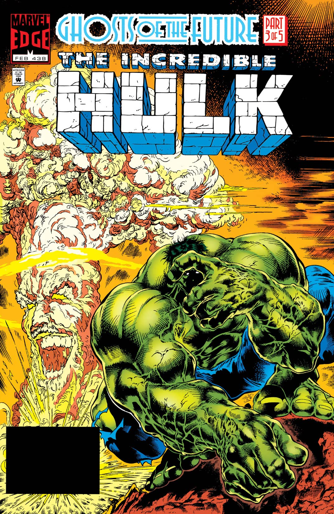 Incredible Hulk (1962-1999) #438