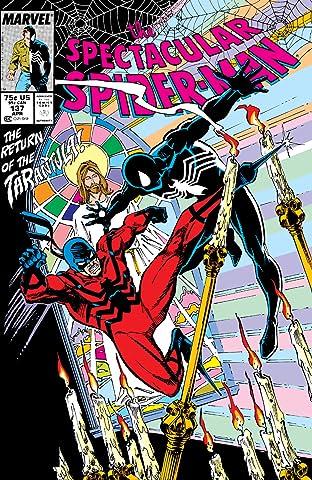 Peter Parker, The Spectacular Spider-Man (1976-1998) #137