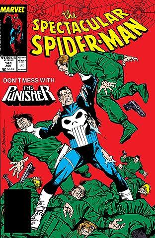 Peter Parker, The Spectacular Spider-Man (1976-1998) #141