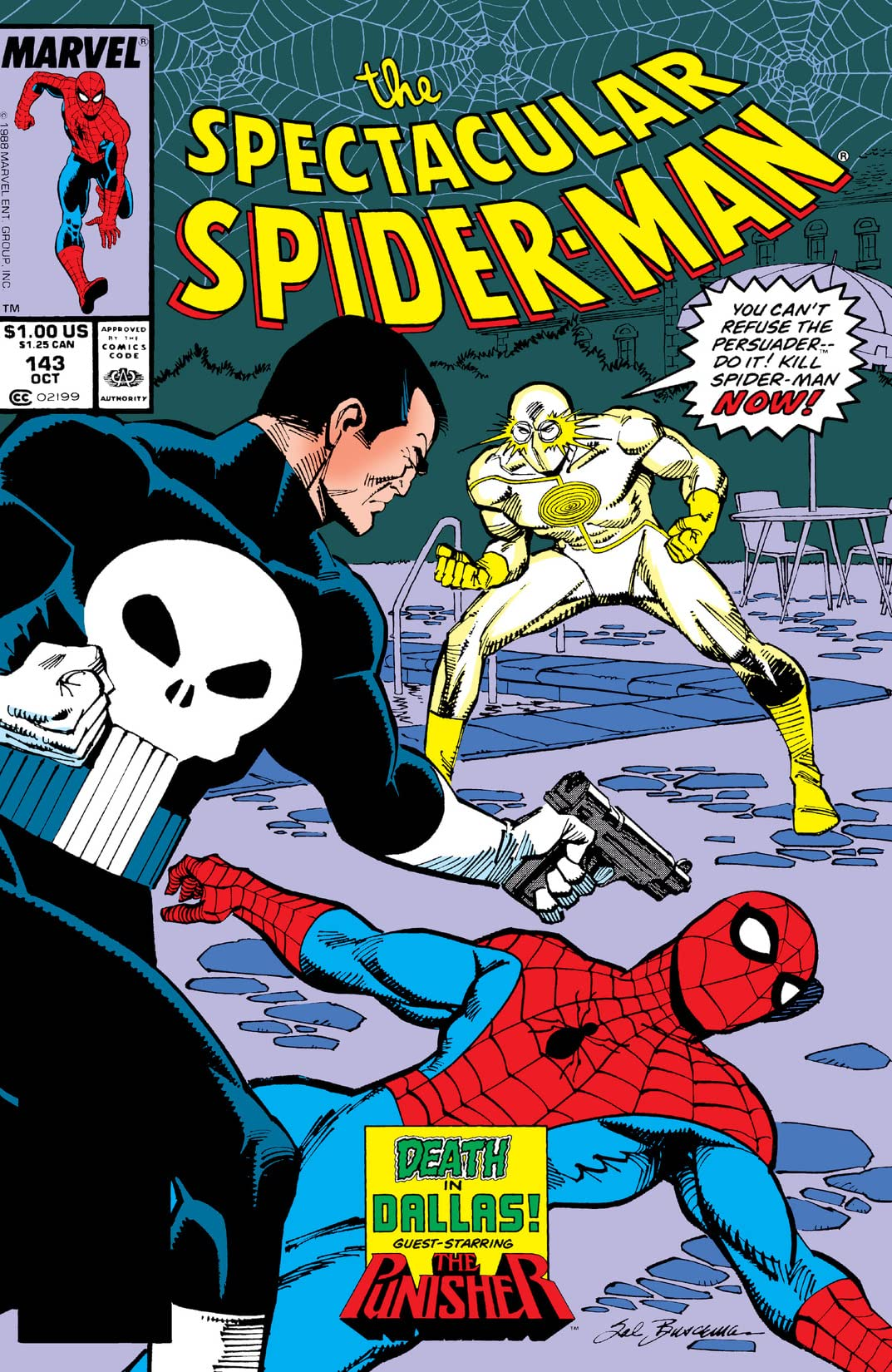 Peter Parker, The Spectacular Spider-Man (1976-1998) #143