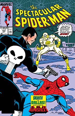Peter Parker, The Spectacular Spider-Man (1976-1998) #143