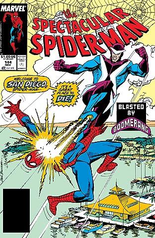 Peter Parker, The Spectacular Spider-Man (1976-1998) #144