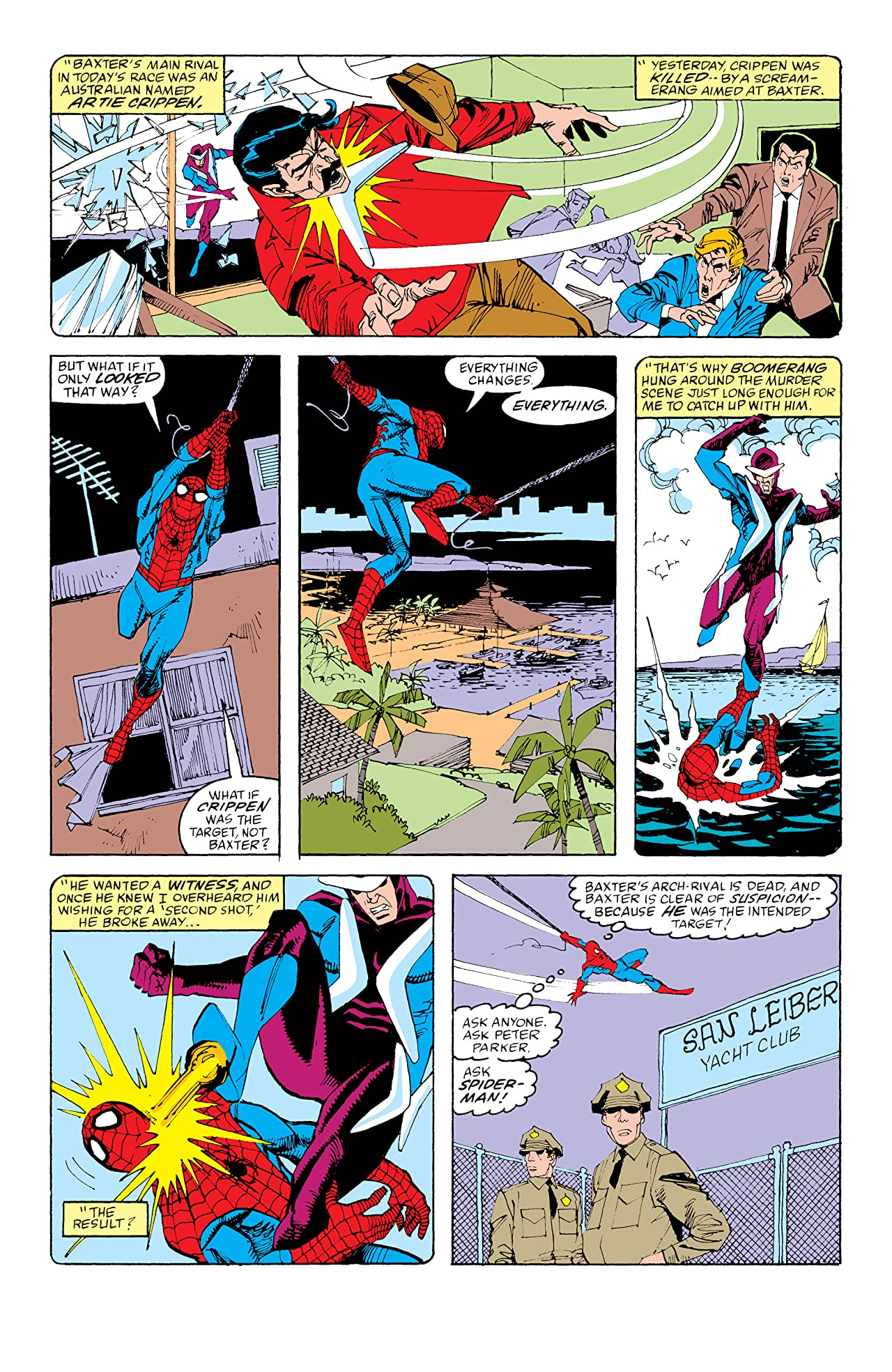 Peter Parker, The Spectacular Spider-Man (1976-1998) #145