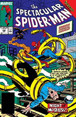 Peter Parker, The Spectacular Spider-Man (1976-1998) #146