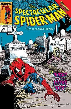 Peter Parker, The Spectacular Spider-Man (1976-1998) #148