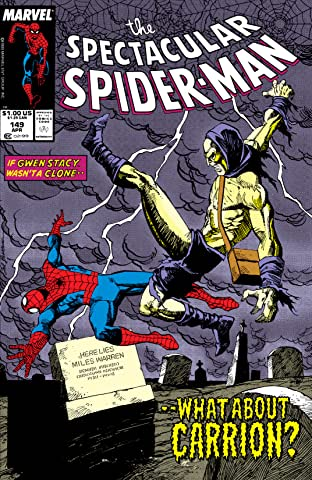 Peter Parker, The Spectacular Spider-Man (1976-1998) #149