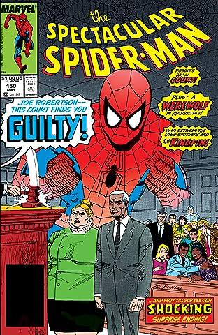 Peter Parker, The Spectacular Spider-Man (1976-1998) #150
