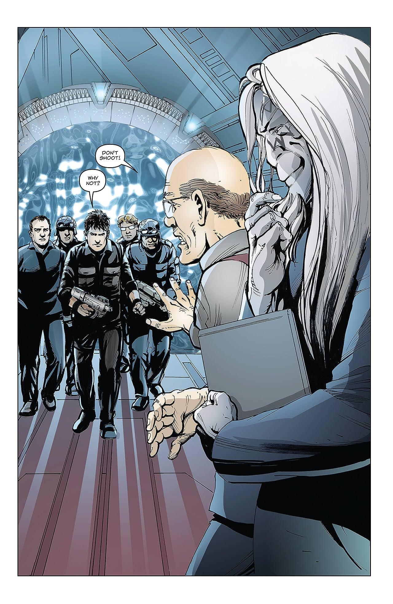 Stargate Atlantis: Back to Pegasus #3