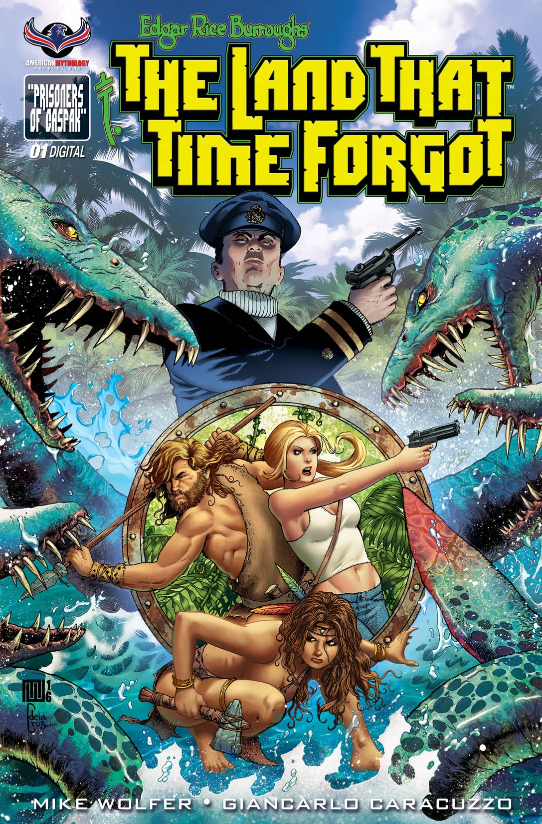 The Land That Time Forgot #1