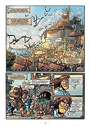 Lanfeust de Troy Vol. 2: Thanos l'incongru