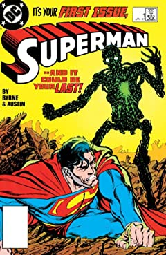 Superman (1987-2006) No.1
