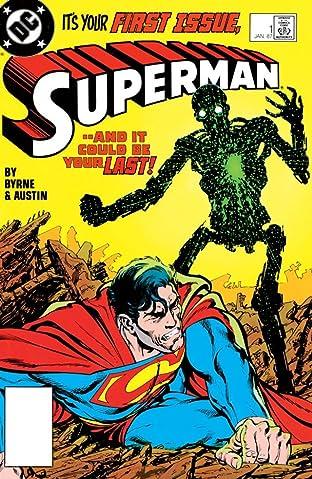 Superman (1987-2006) No.1