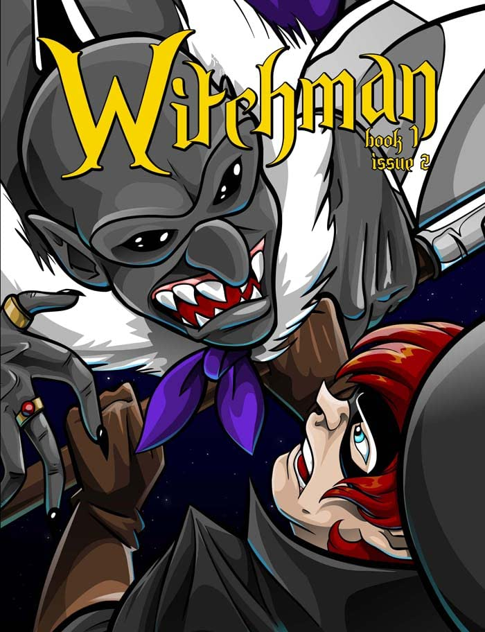 Witchman #2
