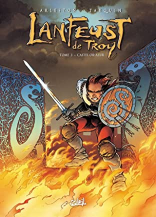 Lanfeust de Troy Vol. 3: Castel Or-Azur