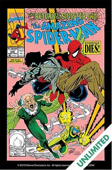 Amazing Spider-Man (1963-1998) #336