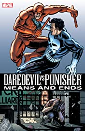 Daredevil vs. Punisher: Means & Ends