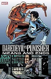 Daredevil vs. Punisher: Means & Ends
