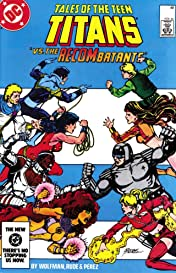 Tales Of The Teen Titans (1984-1988) #48