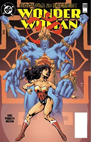 Wonder Woman (1987-2006) #148