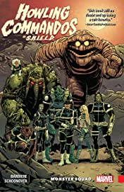 Howling Commandos of S.H.I.E.L.D.: Monster Squad