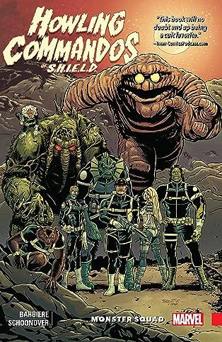 Howling Commandos of S.H.I.E.L.D.: Monster Squad