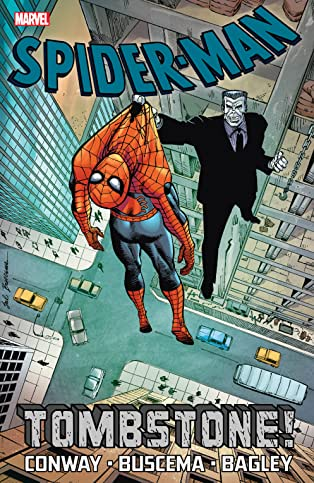 Spider-Man: Tombstone Vol. 1
