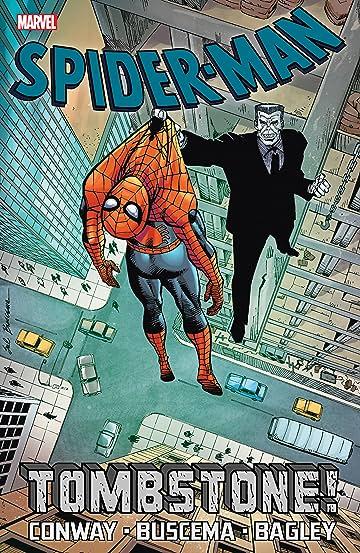 Spider-Man: Tombstone Vol. 1
