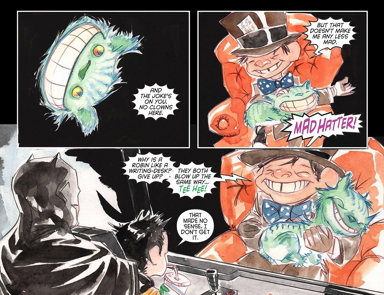 Batman: Li'l Gotham #8