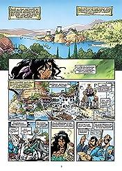 Lanfeust de Troy Vol. 8: La bête fabuleuse