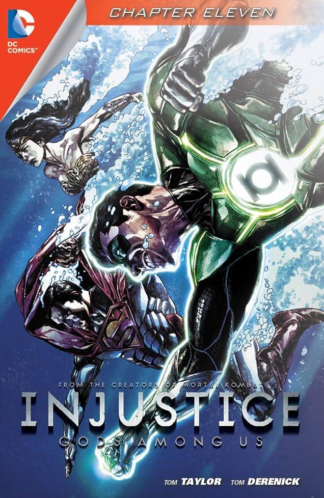 Injustice: Gods Among Us (2013) #11