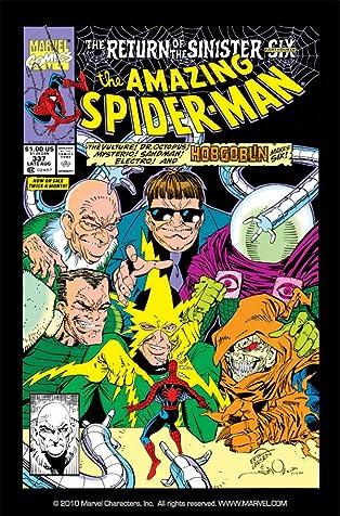 Amazing Spider-Man (1963-1998) #337
