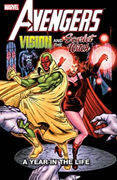 Avengers: Vision and the Scarlet Witch - A Year In The Life