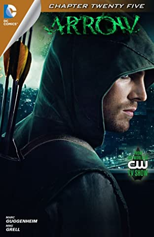 Arrow (2012-2013) No.25