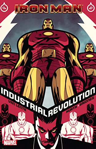 Iron Man: Industrial Revolution