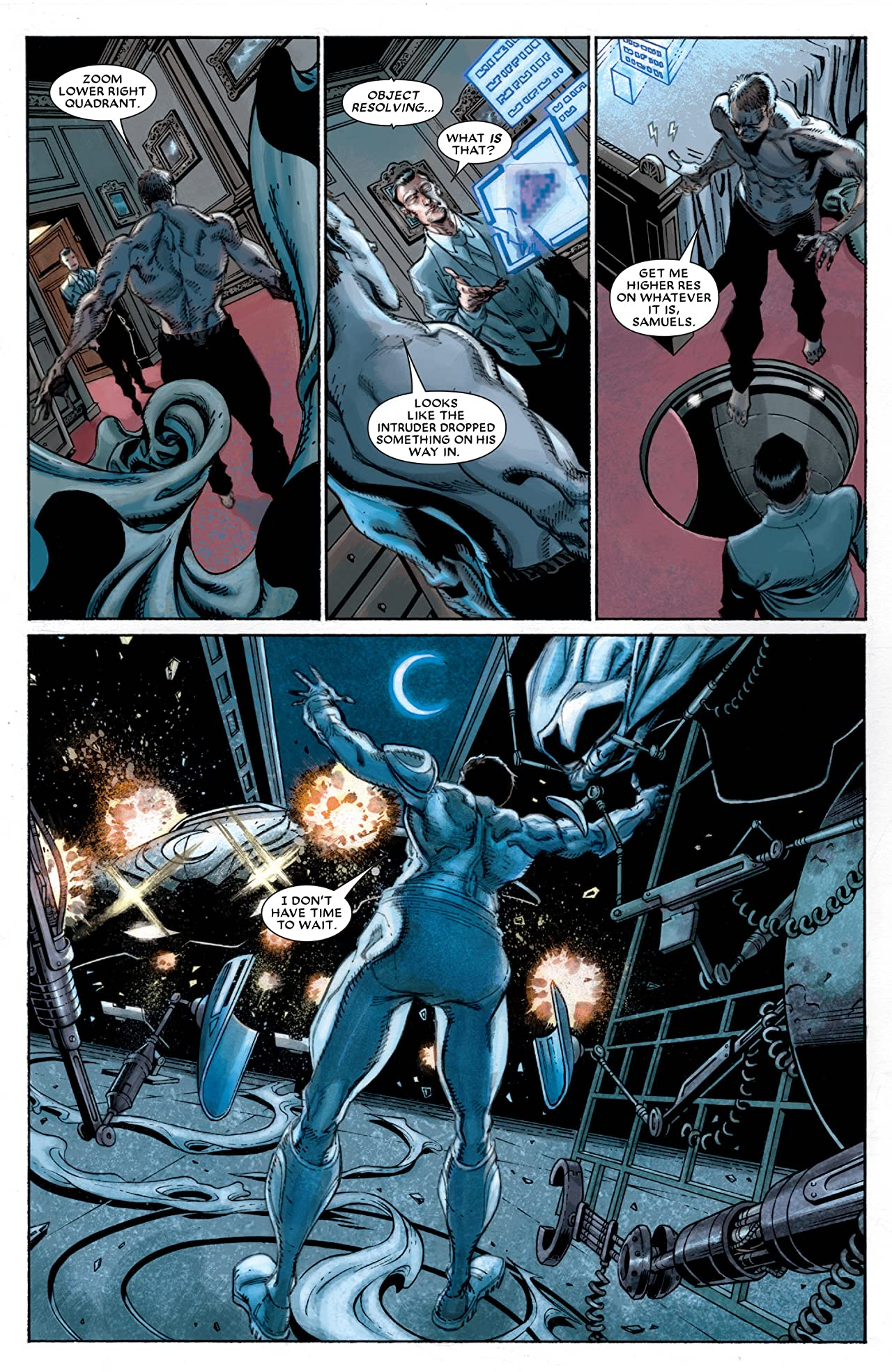 Vengeance of the Moon Knight Vol. 2: Killed, Not Dead