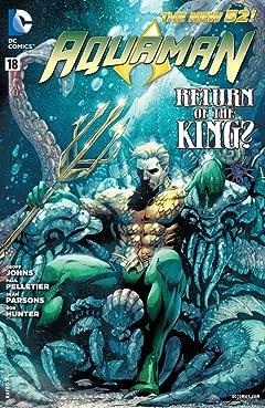 Aquaman (2011-2016) #18