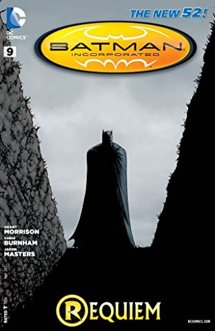 Batman Incorporated (2012-2013) #9