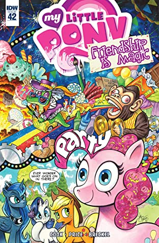 My Little Pony: Friendship Is Magic #42