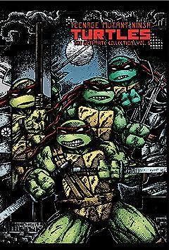 Teenage Mutant Ninja Turtles: The Ultimate B&W Collection Vol. 6