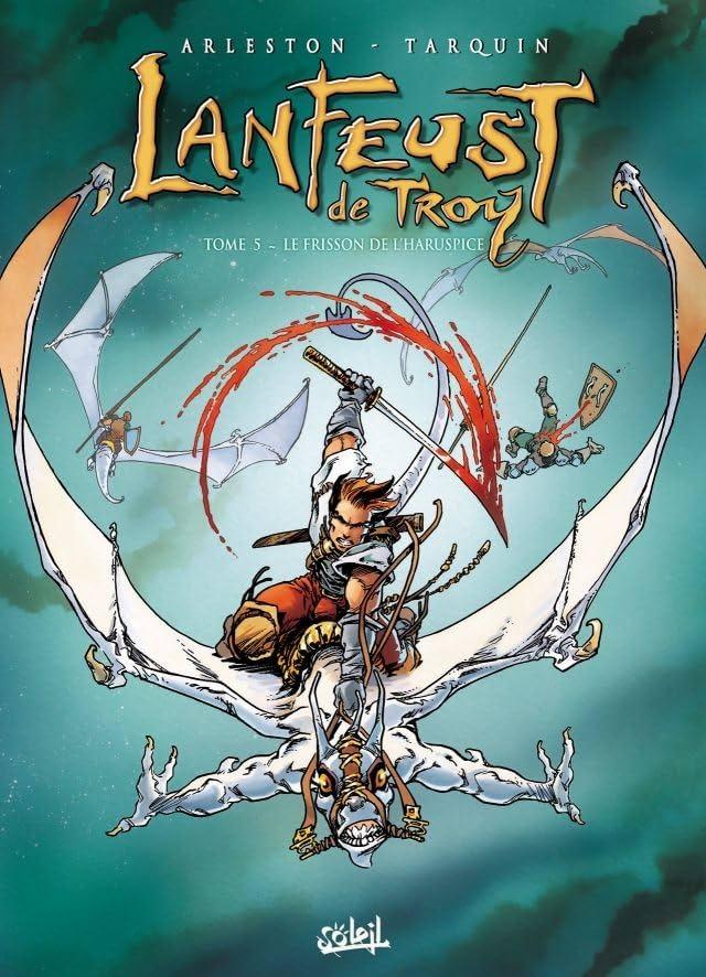 Lanfeust de Troy Vol. 5: Le frisson de l'Haruspice