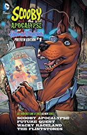 Scooby Apocalypse/Hanna-Barbera Preview Book (2016) #1