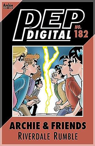 PEP Digital #182: Archie & Friends Riverdale Rumble
