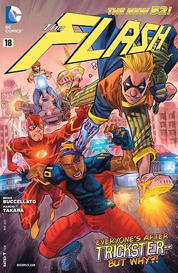 The Flash (2011-) #18