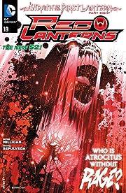 Red Lanterns (2011-2015) #18